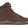 Vivobarefoot TRACKER Firm Ground M WB Leather Dk Brown