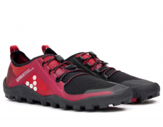 Vivobarefoot PRIMUS TRAIL SG M Mesh Black/Red