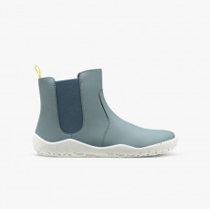 Vivobarefoot Fulham Rubber Junior Atlantic Blue