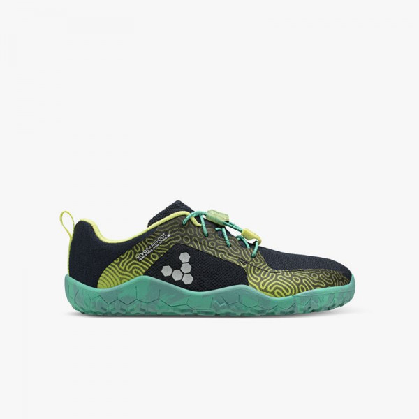 Vivobarefoot Primus Trail Junior Midnight
