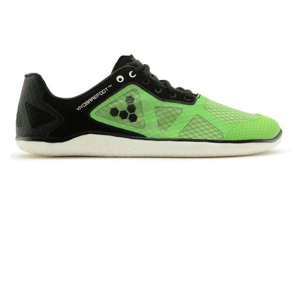 Vivobarefoot AW 14  One Mens green/black