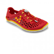 Vivobarefoot SS15 Ultra II Mens Red/Yellow