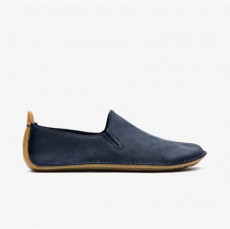 Vivobarefoot Ababa Leather Navy Ladies