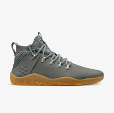 Vivobarefoot Magna Trail Leather & Wool Wool Ladies Graphite