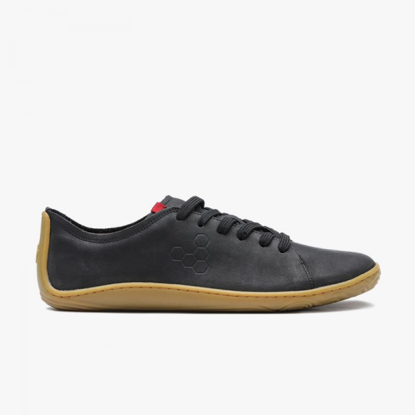 Vivobarefoot Addis Black Ladies