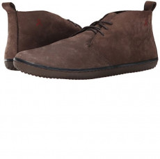 Vivobarefoot SS15 Gobi Mens Leather Dark Brown