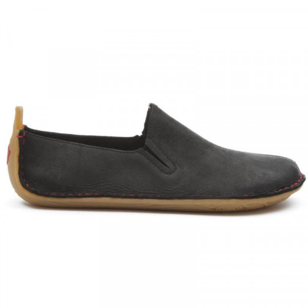 Vivobarefoot Ababa Leather Black Men