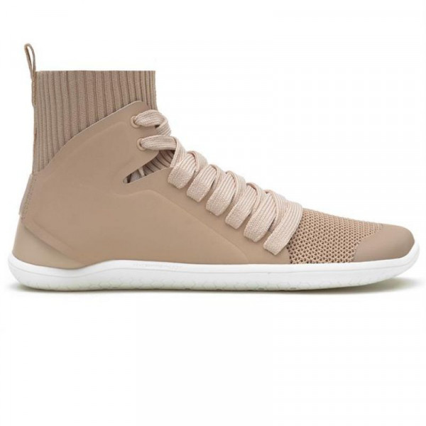 Vivobarefoot Kanna Hi Knit Ladies Apple Blossom