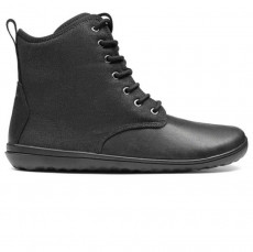 Vivobarefoot Scott 2.0 Leather Mens Black