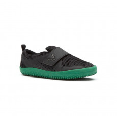 Vivobarefoot Primus Kids Black / Green