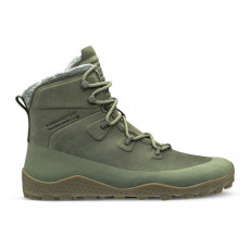 Vivobarefoot Tracker Snow Dusty Olive