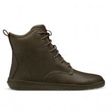 Vivobarefoot Scott II Leather Mens Chestnut